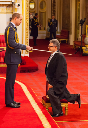 Sir Lucian Grainge CBE